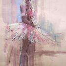 Dancer croquis #8 by vasenoir