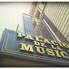 Old Cinema in Madrid by anjafreak