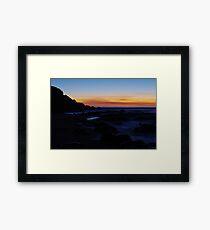 Serenity. Framed Print