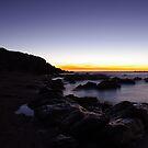 Evening Glow II by Adam Burke