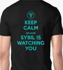 Psycho Pass   Keep Calm, Sybil is watching you T-Shirt