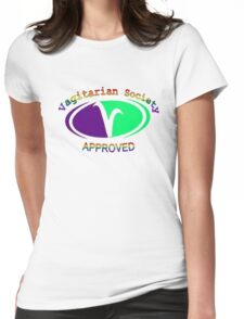 Vagitarian Society: Approved T-Shirt
