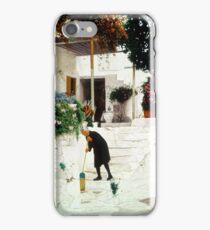 The Cretan House... iPhone Case/Skin