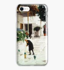 The Cretan House... iPhone Case/Skin