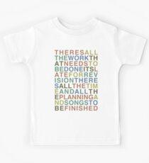 Someone Great - LCD Soundsystem T-Shirt Kids Tee