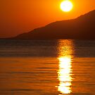 Sunrise on the Peloponnese by Ciaran Sidwell