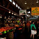 The Market at Granville Island by MaluC