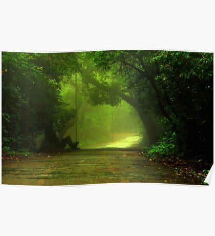 Monsoon Moods Poster
