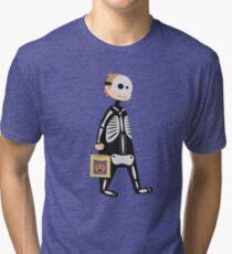 Halloween cartoon 15 Tri-blend T-Shirt