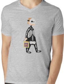 Halloween cartoon 15 Mens V-Neck T-Shirt
