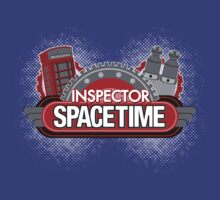Inspector Spacetime Blogon Edition T-Shirt