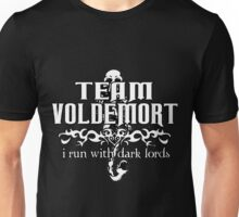 Team Voldemort! Version 2 Unisex T-Shirt