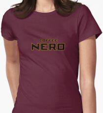 Coffee Nerd Women's Fitted T-Shirt