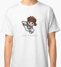 Martial Arts/Karate Boy - Jumpkick - Crib Fighter (light) Classic T-Shirt