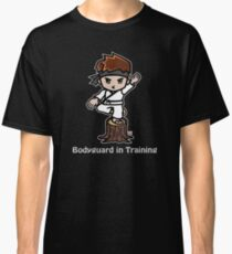 Martial Arts/Karate Boy - Crane one-legged stance - Bodyguard Classic T-Shirt