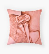 Weeping for The World Throw Pillow