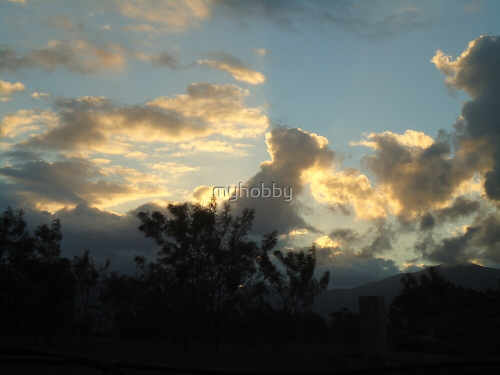 designer clouds by myhobby