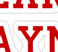 One Direction - Team Liam Payne Sticker