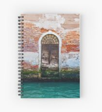 While in Venice Spiral Notebook