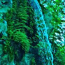 A Manmade Waterfall by Eileen Brymer
