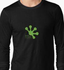 Gecko footprint Long Sleeve T-Shirt