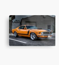 A True American Muscle Car!!!! Metal Print