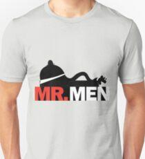 Mad Mr. Men Unisex T-Shirt