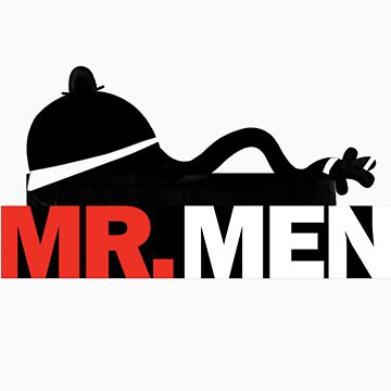 Mad Mr. Men by Reibusu