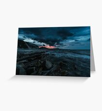 Mupe Bay before Dawn Greeting Card