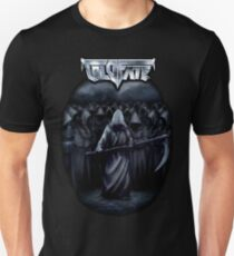 ColdFate Figures In Black Unisex T-Shirt