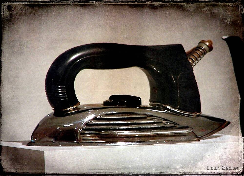 Grandma's Iron © by Dawn Becker