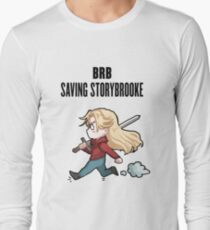 BRB - saving storybrooke T-Shirt