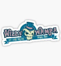 Willy Wampa Sticker