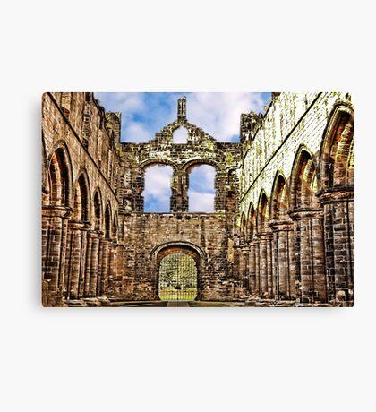 Kirkstall Abbey Ruins Canvas Print