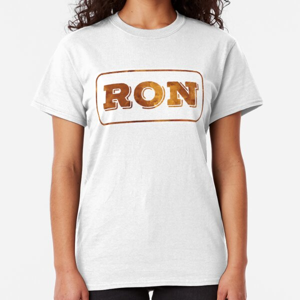 Ron - Red Smoke Edition Classic T-Shirt