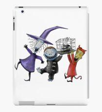 Lock, Shock und Barrel iPad-Hülle & Klebefolie