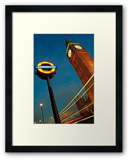 Big Ben, London by fineartphoto1