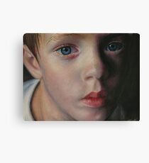 Well? Canvas Print