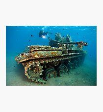The Tank Photographic Print