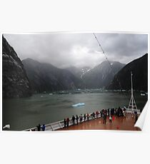 Tracy Arm Poster