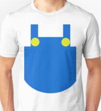 Mario Dungaree Print Unisex T-Shirt