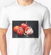 Adam And Eve's Cookbook  T-Shirt