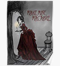 Make Mine Macabre Poster