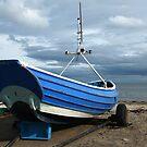 Boulmer boat by cazjeff1958