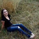 Torn-jean machine by Brittany Davenock