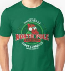 Yukon Cornelius North Pole Brewpub Unisex T-Shirt