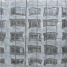 Wavy Windows by Joan Wild