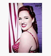 PinUp Lab 5 Photographic Print