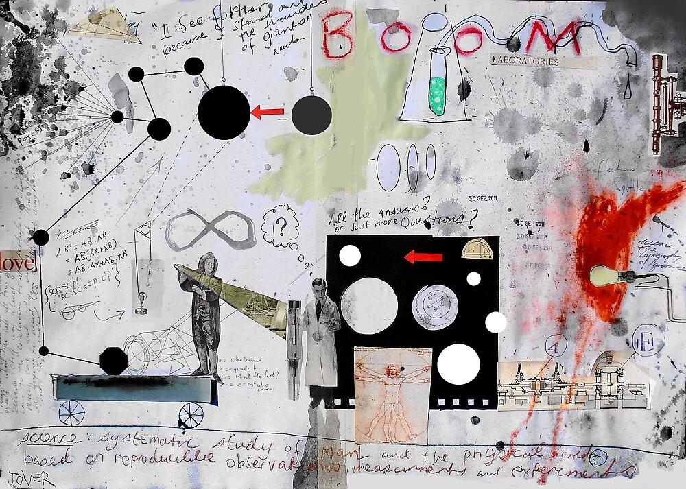 BOOM! by Loui  Jover