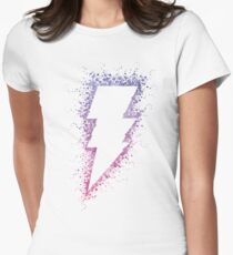 Kirby Bolt 2 Women's Fitted T-Shirt